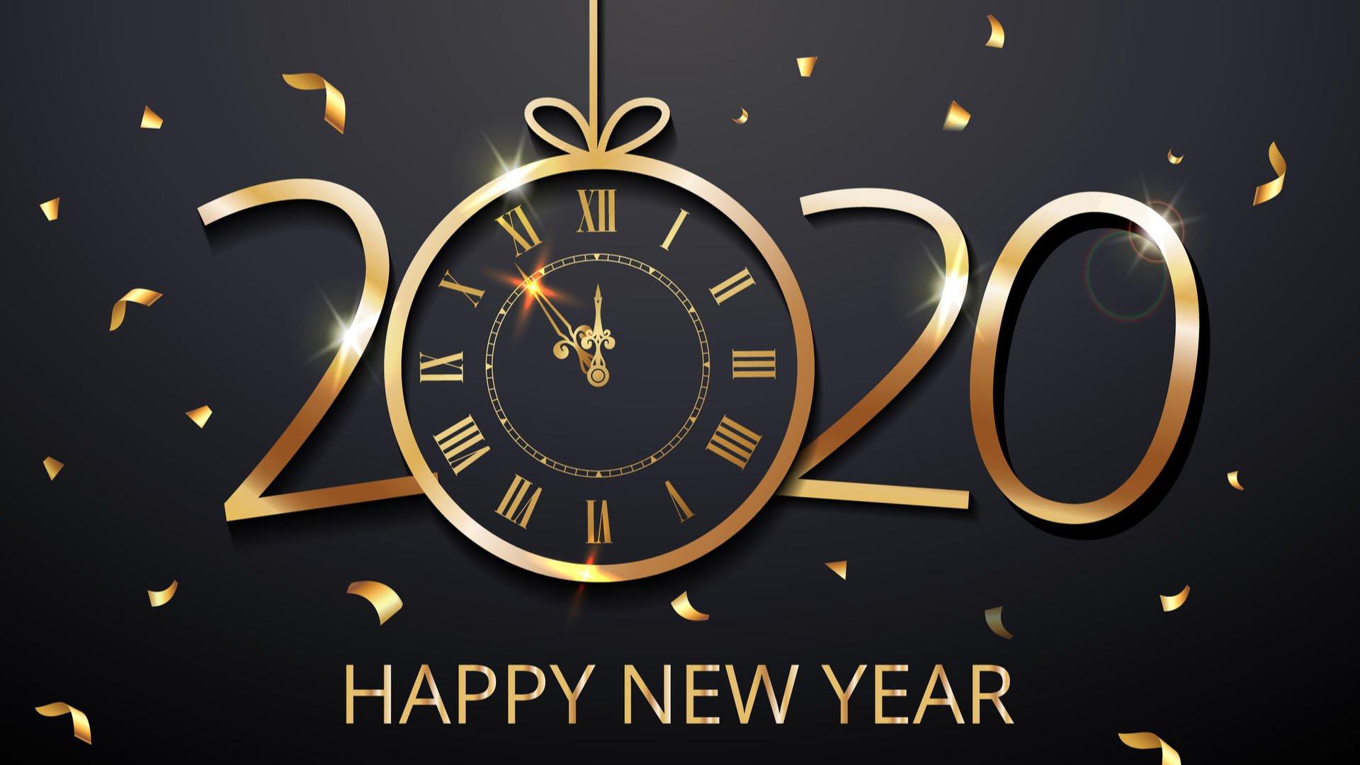 Happy New Year from Clapham School.