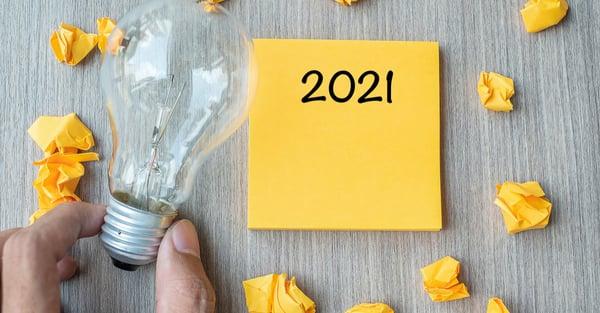 2021 New Plans
