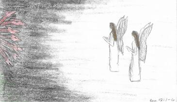 Revelation 12 Illustration