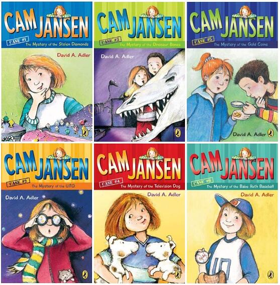 The Cam Jansen Series