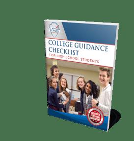 college guidance checklist
