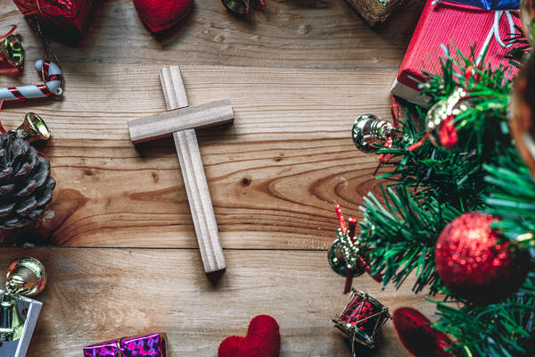 Christ is the gift of Christmas