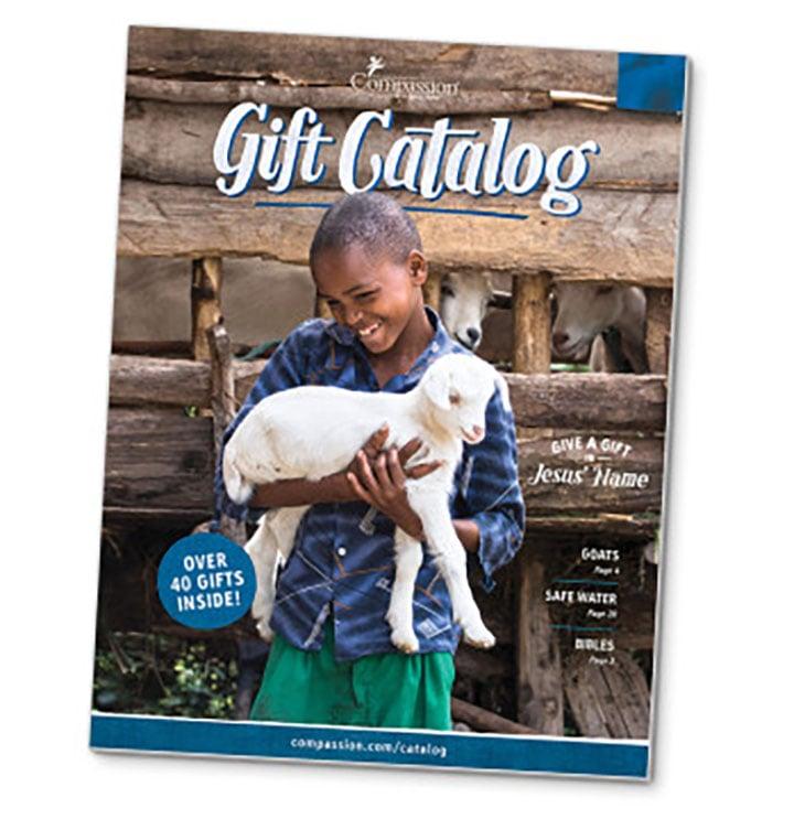 Compassion Gift Catalog