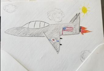 F-15E Drawing