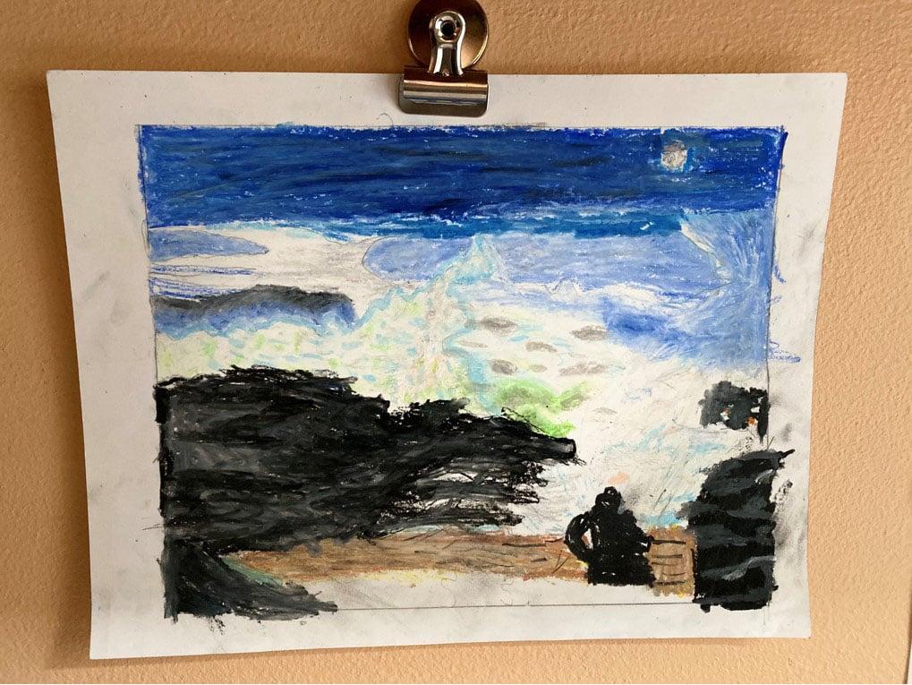 Moriah's  Masterpiece