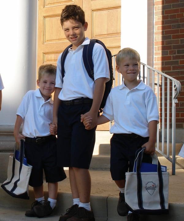 J.D. in Second Grade