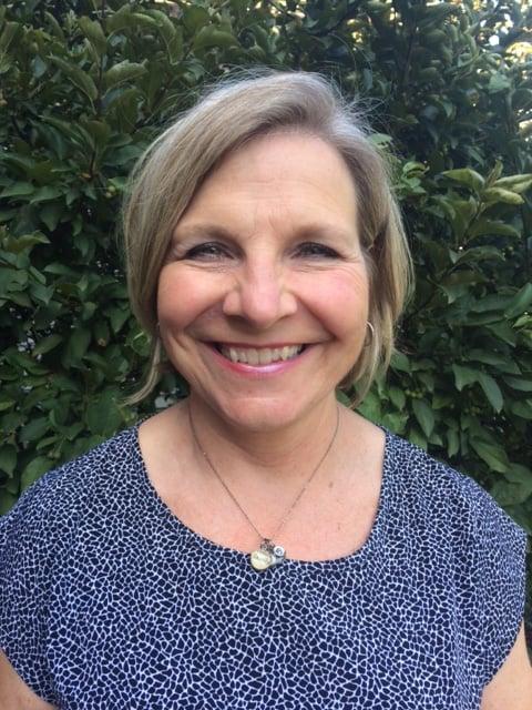 Janey Richmann, teacher's aide at Clapham School in Wheaton, IL