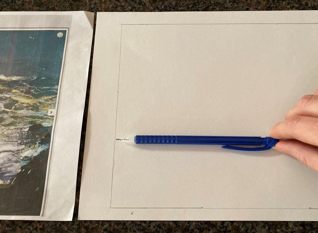 Measuring Frame