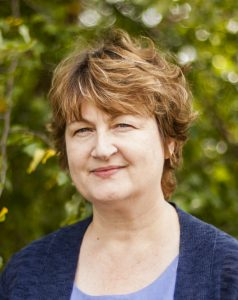 Kathy Bailey - Headmaster at Clapham School