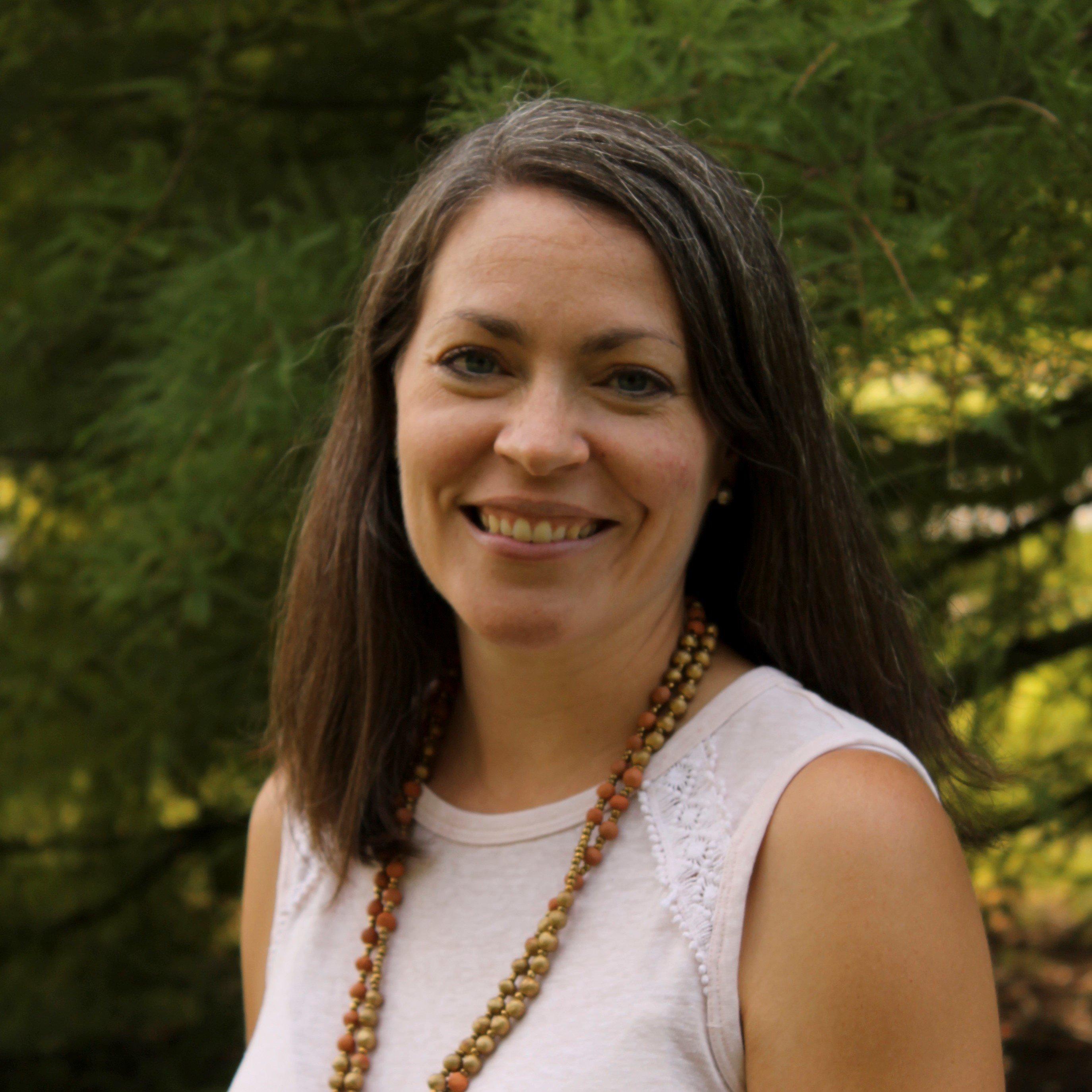 Jen Brendsel is a teacher's aide at Clapham School