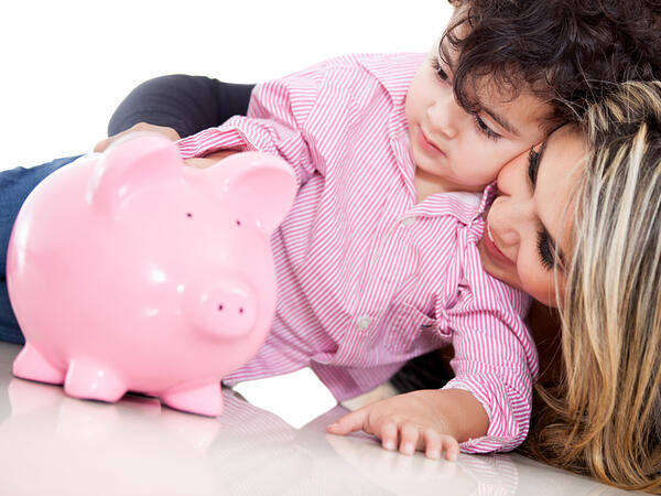 Knowing your child is essential in setting an allowance.