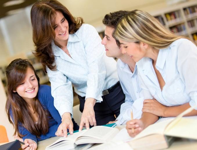 Teachers love help students learn.