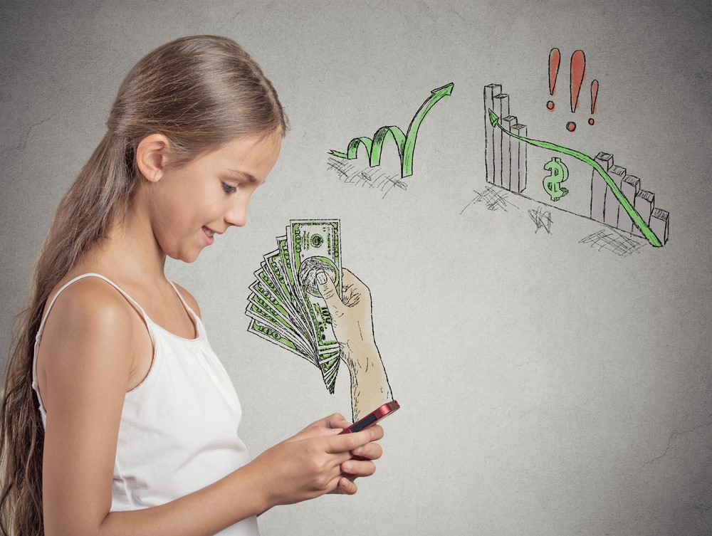 Financial responsibility can be taught at any age.
