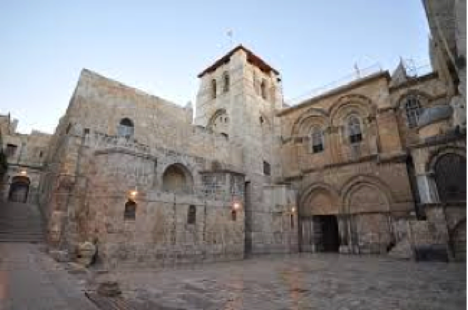 The Church of the Holy Sepulcher