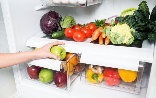 Choose fresh food.