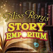 Miss Rory's Story Emporium shares positive family values.