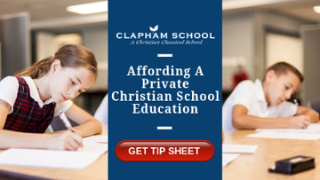 Affording a Private Christian School Education